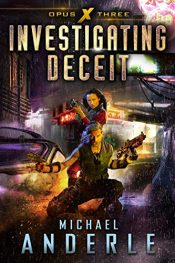 amazon bargain ebooks Investigating Deceit Science Fiction Adventure by Michael Anderle