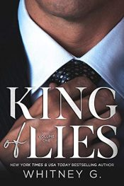 bargain ebooks King of Lies Romance by Whitney G.