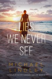 bargain ebooks LIES WE NEVER SEE Mystery, Psychological Suspense Thriller by Michael Lindley