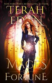 bargain ebooks Mages By Fortune Young Adult/Teen Historical Fantasy by Terah Edun