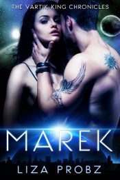 bargain ebooks Marek SciFi Romance by Liza Probz