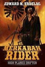 bargain ebooks Merkabah Rider Western Horror by Edward M. Erdelac