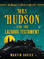 amazon bargain ebooks Mrs Hudson and the Lazarus Testament Mystery by Martin Davies
