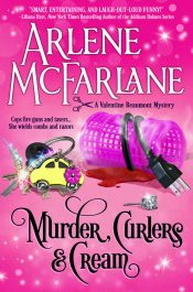 amazon bargain ebooks Murder, Curlers, and Cream Mystery by Arlene McFarlane
