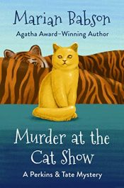bargain ebooks Murder at the Cat Show Cozy Mystery by Marian Babson