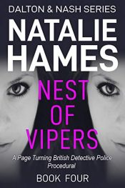 bargain ebooks Nest of Vipers British Detective Mystery by Natalie Hames