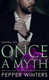 amazon bargain ebooks Once A Myth Erotic Romance by Pepper Winters
