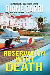amazon bargain ebooks Reservation with Death Cozy Mystery by Diane Capri