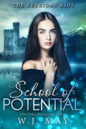 bargain ebooks School of Potential Young Adult/Teen Fantasy by W.J. May
