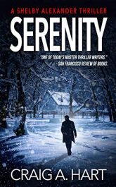 amazon bargain ebooks Serenity Action Adventure/Thriller by Craig A. Hart