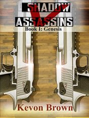amazon bargain ebooks Shadow Vanadium Assassins Assassination Thriller by Kevon Brown