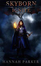 bargain ebooks Skyborn: Ignite Fantasy by Hannah Parker