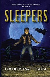 bargain ebooks Sleepers Young Adult/Teen Science Fiction by Darcy Pattison
