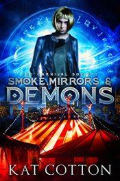 amazon bargain ebooks Smoke, Mirrors and Demons Urban Fantasy by Kat Cotton