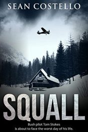 amazon bargain ebooks Squall Crime Thriller by Sean Costello