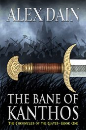 bargain ebooks The Bane of Kanthos Sword & Sorcery Fantasy Adventure by Alex Dain