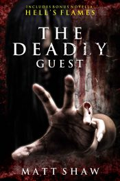amazon bargain ebooks The Deadly Guest Horror by Matt Shaw