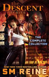 bargain ebooks The Descent Series Complete Collection Dark Fantasy Horror by SM Reine