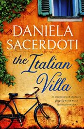 amazon bargain ebooks The Italian Villa Historical Fiction by Daniela Sacerdoti