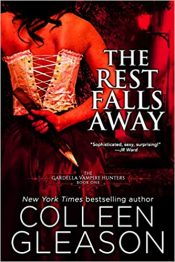 bargain ebooks The Rest Falls Away Historical Fantasy by Colleen Gleason