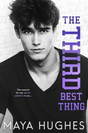 bargain ebooks The Third Best Thing New Adult Romance by Maya Hughes