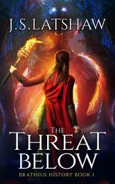 bargain ebooks The Threat Below Young Adult/Teen Dystopian by Jason Latshaw