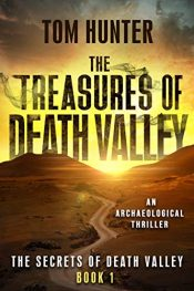 amazon bargain ebooks The Treasures of Death Valley Action Thriller by Tom Hunter