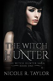 amazon bargain ebooks The Witch Hunter Urban Fantasy by Nicole R Taylor