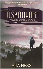 bargain ebooks Toskaheart SciFi Adventure by Alia Hess