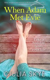 bargain ebooks When Adam Met Evie Women's Adventure by Giulia Skye