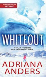 bargain ebooks Whiteout Action/Adventure by Adriana Anders