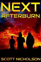 amazon bargain ebooks Afterburn Action Adventure Thriller by Scott Nicholson