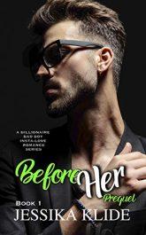 amazon bargain ebooks Before Her Erotic Romance by Jessika Klide