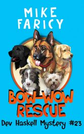 amazon bargain ebooks Bow-Wow Rescue Cozy Mystery by Mike Faricy