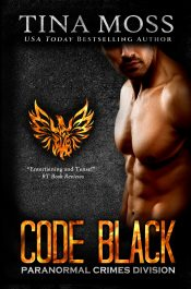 amazon bargain ebooks Code Black Paranormal Romance by Tina Moss