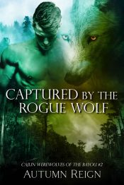 amazon bargain ebooks Captured by the Rogue Wolf Paranormal Romance by Autumn Reign