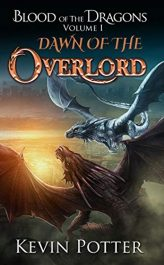 amazon bargain ebooks Dawn of the Overlord Action Adventure Fantasy by Kevin Potter