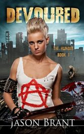 amazon bargain ebooks Devoured Horror by Jason Brant