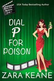 bargain ebooks Dial P For Poison Cozy Mystery by Zara Keane