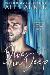 bargain ebooks Dive In Deep Contemporary Romance by Ali Parker