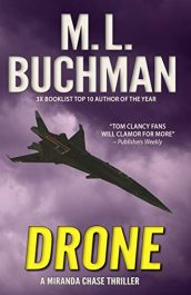 bargain ebooks Drone Action/Thriller by M. L. Buchman