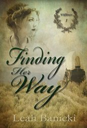 bargain ebooks Finding Her Way Historical Romance by Leah Banicki