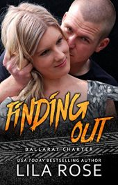 bargain ebooks Finding Out Erotic Romance by Lila Rose