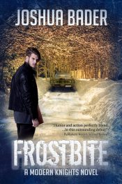 bargain ebooks Frostbite Urban Fantasy by Joshua Bader