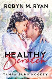 bargain ebooks Healthy Scratch Sports Romance - Hockey by Robyn M. Ryan
