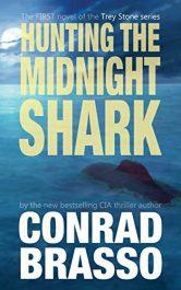 bargain ebooks Hunting The Midnight Shark Thriller by Conrad Brasso