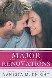 bargain ebooks Major Renovations Romance by Vanessa M. Knight