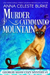 bargain ebooks Murder at Catmmando Mountain Cozy Mystery by Anna Celeste Burke