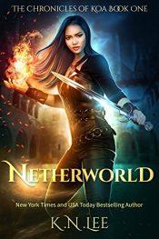 bargain ebooks Netherworld Urban Fantasy Adventure by K.N. Lee