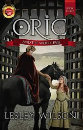 bargain ebooks Oric and the Web of Evil Historical Adventure by Lesley Wilson